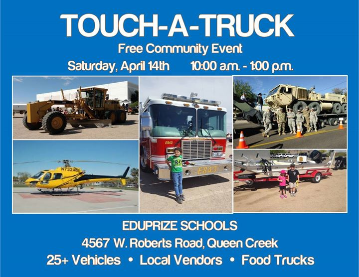 2nd Annual Touch a Truck 2018