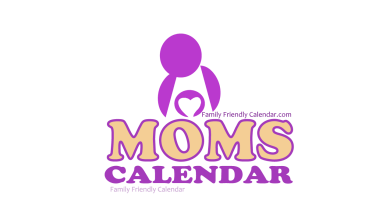 MOM Event CALENDAR FAMILY-FRIENDLY-CALENDAR