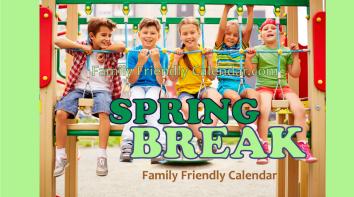 Kids Spring Break Directory
