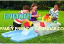 Family Friendly Giveaways