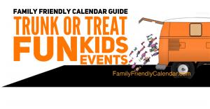 Kids Trunk or Treat Phoenix Events