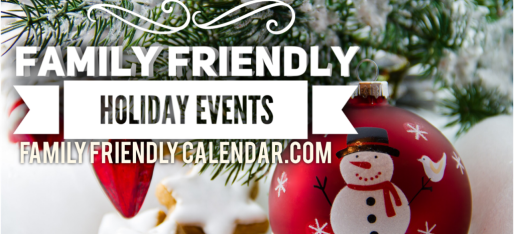 PHOENIX KIDS CHRISTMAS HOLIDAY EVENTS