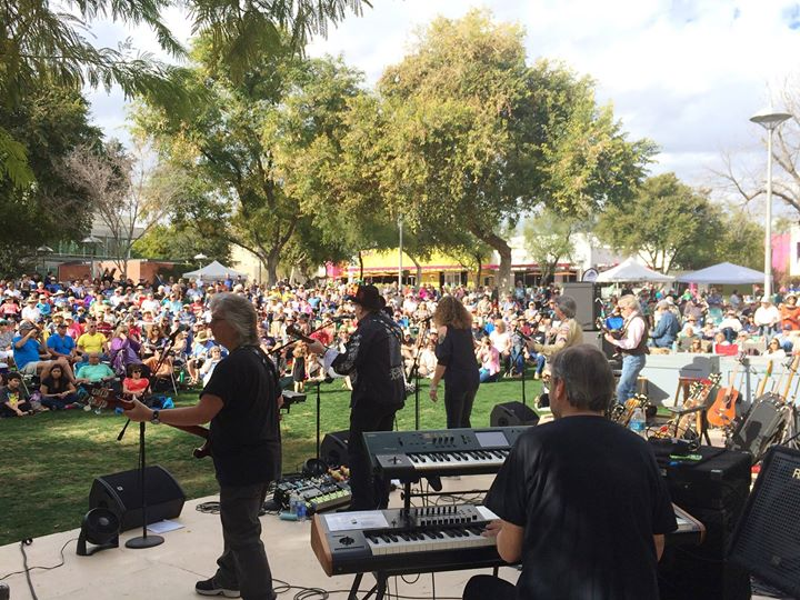 Sunday A'Fair 32nd Season Free Concerts in the Park