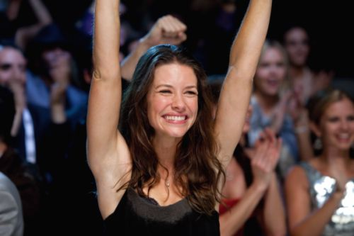 evangeline lilly real steel