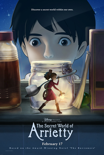secret life of arrietty