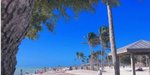 The best family beach in the Florida Keys