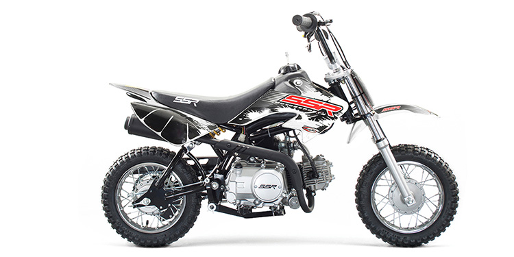 ssr sr70auto pitbike 70cc fully automatic