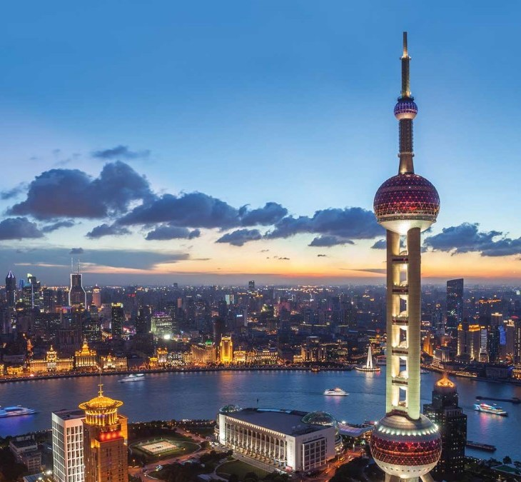 Relocating family to Shanghai