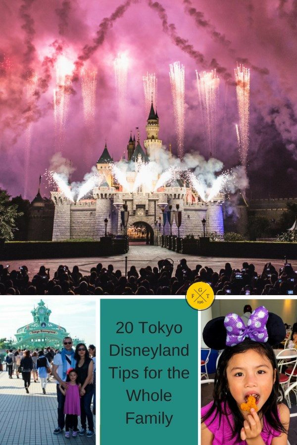 20 Tokyo Disneyland Tips for the Whole Family