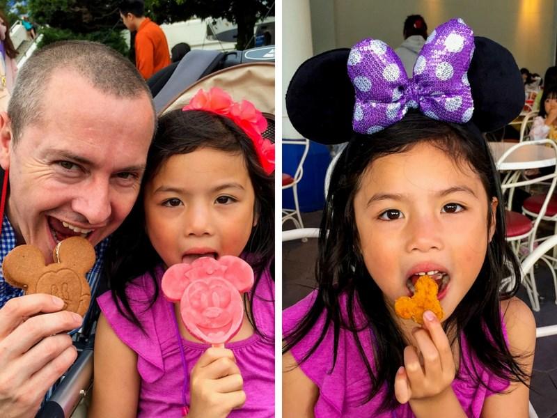 Tokyo Disneyland Tips Food