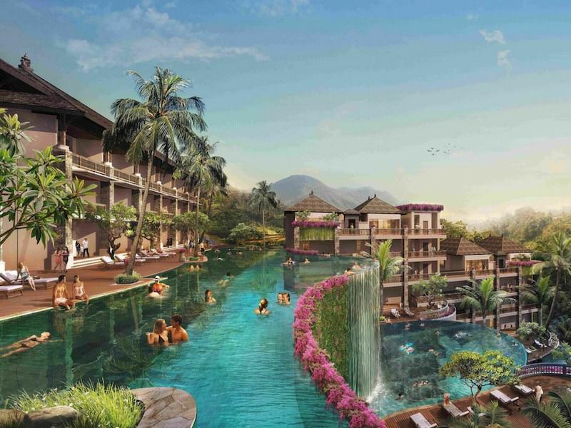 Ubud Bali Resort Pool