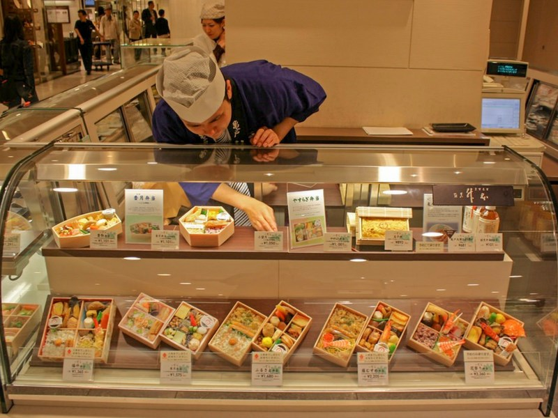 Things to do in Tokyo Isetan Food Hall