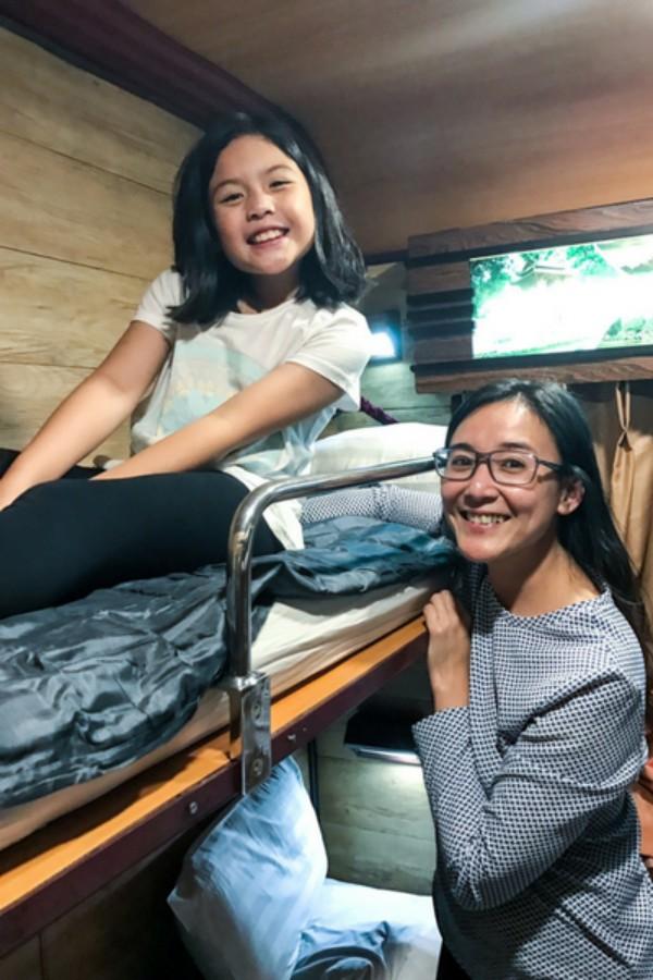 Sapa trekking tips overnight train