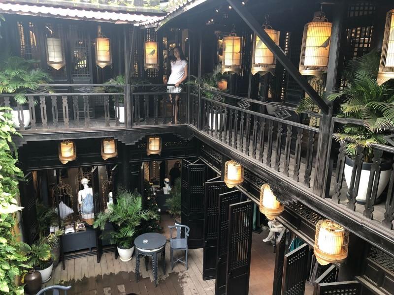 Metiseko store shopping Old Town Hoi An