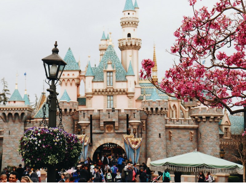 California Road Trip Itinerary Disneyland Anaheim
