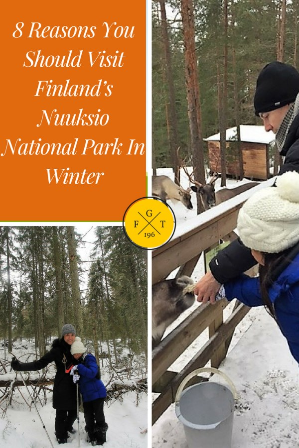 8 Reasons You Should Visit Finland's Nuuksio National Park In Winter