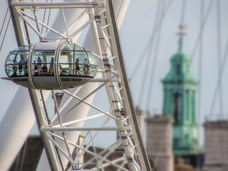Things to do in London with kids London Eye