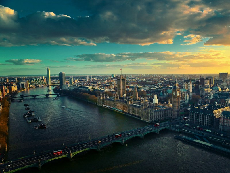 Things to do in London with kids Thames River Cruise