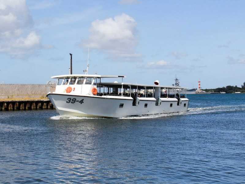 14 Things To Know Before Visiting Pearl Harbor Shuttle Boat
