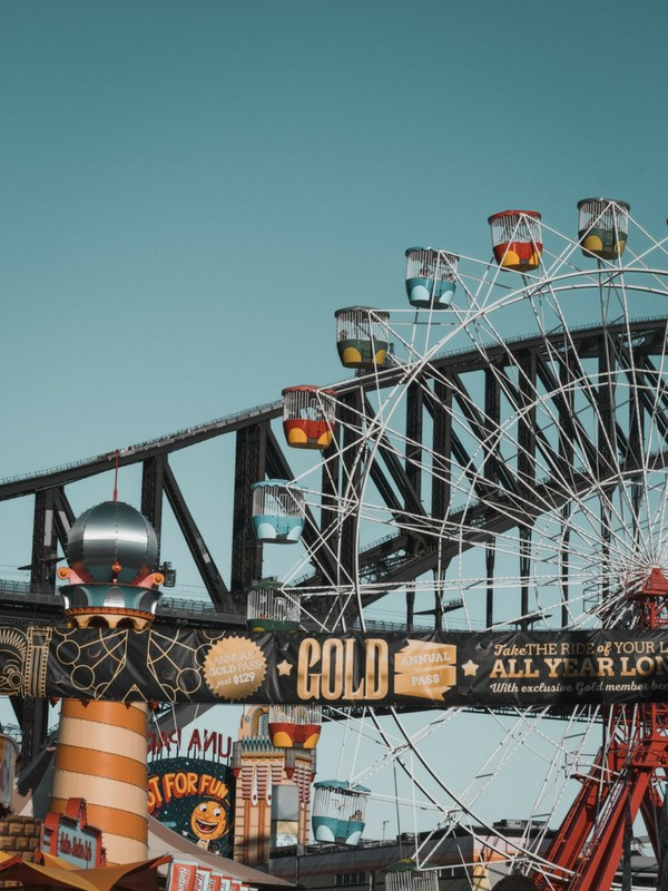 Darling Harbour Bridge Carnival
