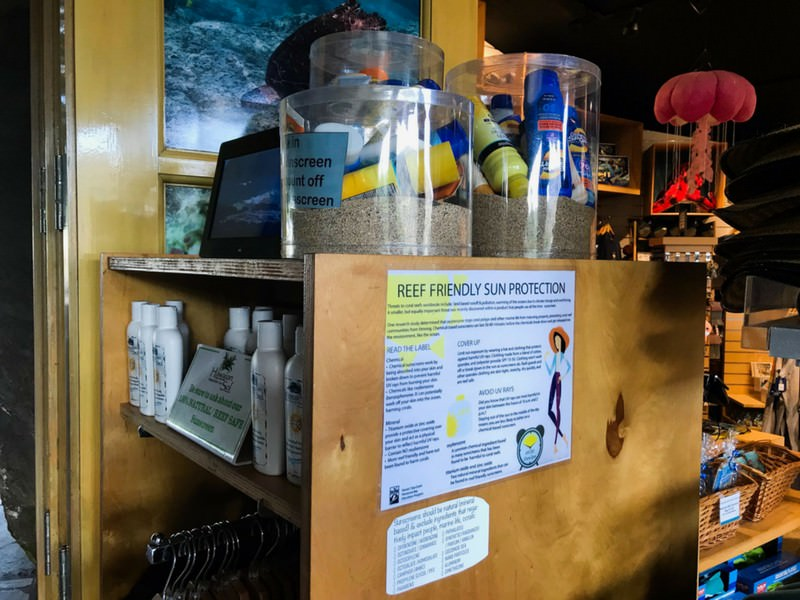 Reef safe sunscreen hawaii