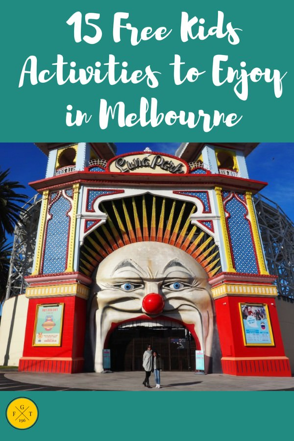 15 Free Kids Activities to Enjoy in Melbourne