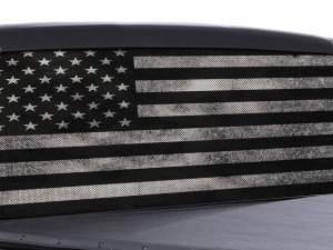 Perforated Rear Window Decals