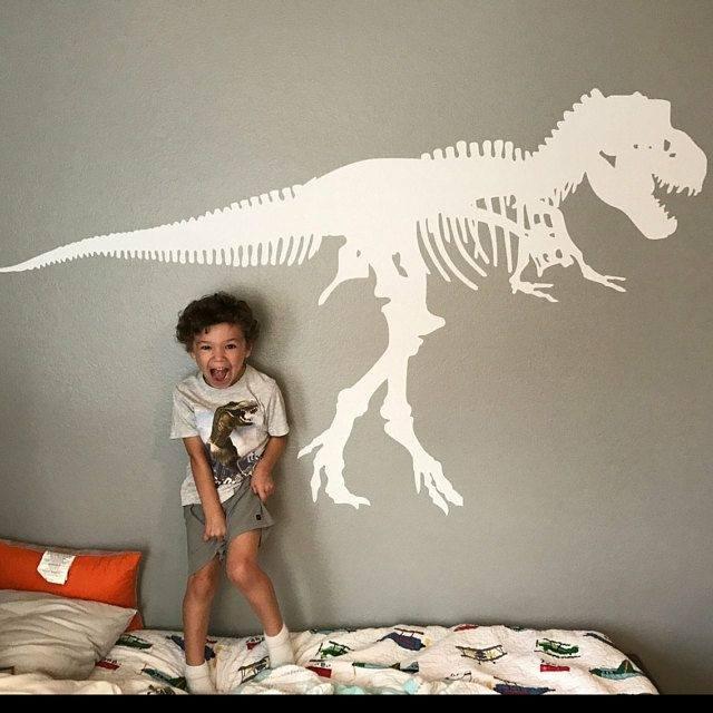 FGD T Rex wall Decal