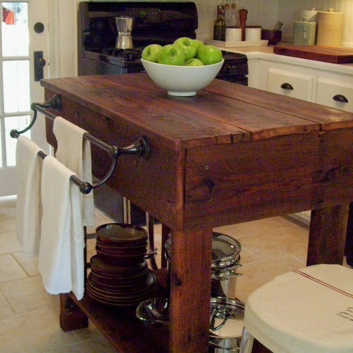 Moveable Kitchen Island With Seating Novocom Top