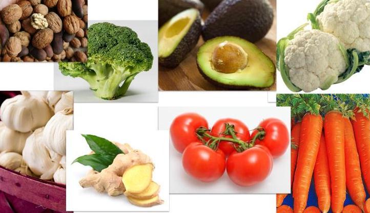 اغذية مفيدة لمرض السرطان