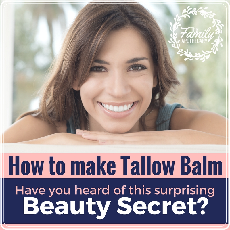 Tallow is rich in healthy fats that nourish the body inside and out. Here's a quick #tutorial on how to easily render tallow in a CROCK POT to make a nourishing tallow balm face cream that you'll love! Super easy, super inexpensive... your skin will thank you! #nontoxicbeauty #DIYbeauty #skincare #naturalbeauty #naturalskincare #healthyfats #nourishing ~ TheFamilyApothecary.com