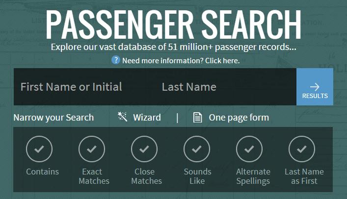 ellis island records search