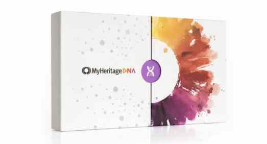 Genealogy Father's Day Gifts, MyHeritage DNA test for ancestry