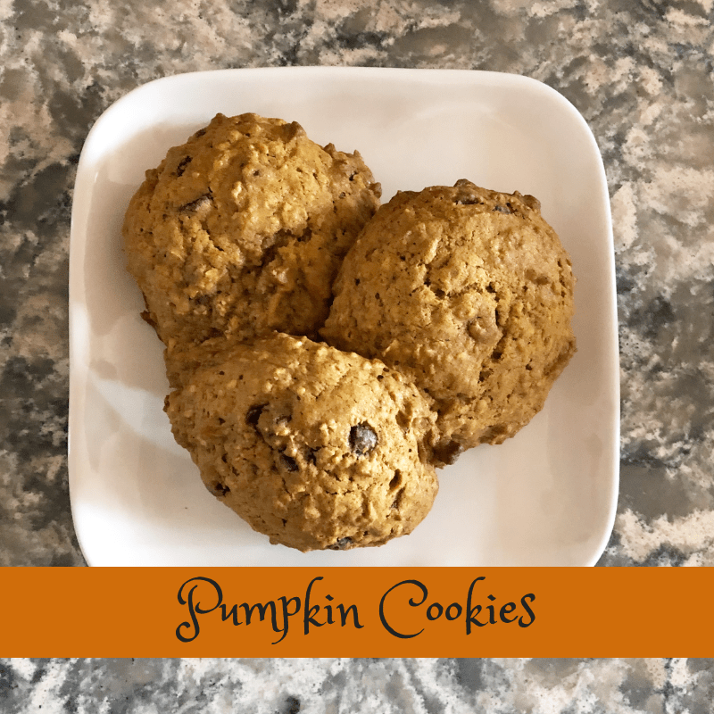 Libby's Great Pumpkin Cookies