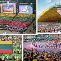 2018 Lithuanian Song Festival (Dainų Šventė)