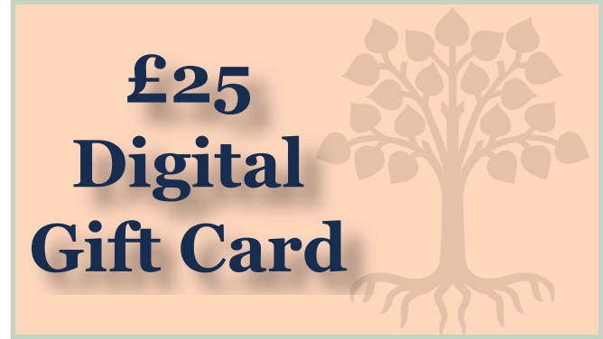 £25 Digital Gift Card