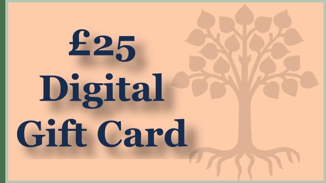 £25 Digital Gift Card