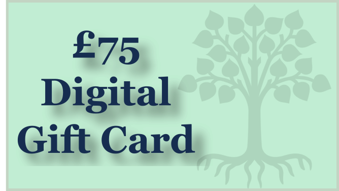 £75 Digital Gift Card