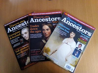 Discover Your Ancestors Bookazine