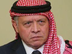 King Abdallah 2 bin Hussein