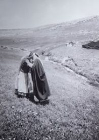 Bedouin greetings