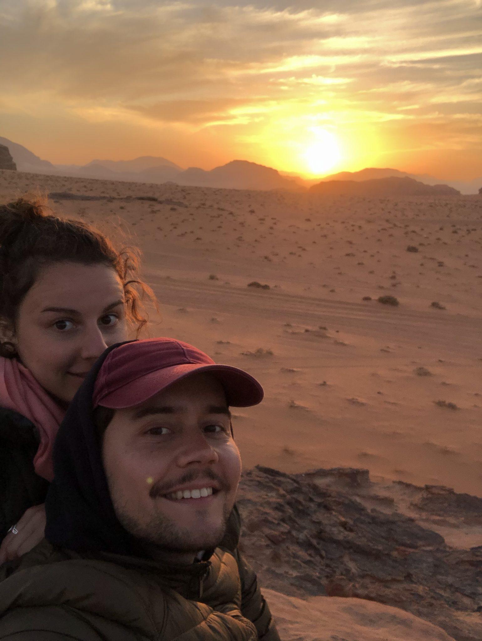 voyage jordanie covid