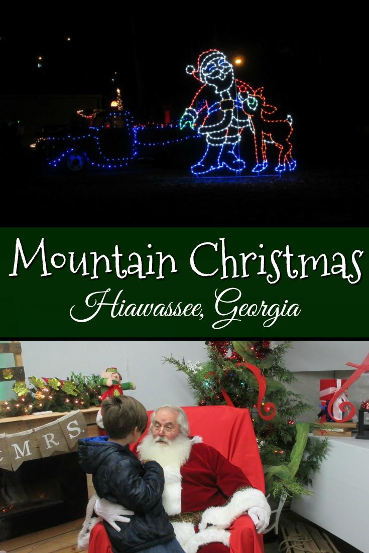 Mountain Christmas