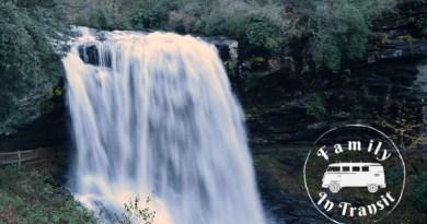 Dry Falls | Highlands, North Carolina