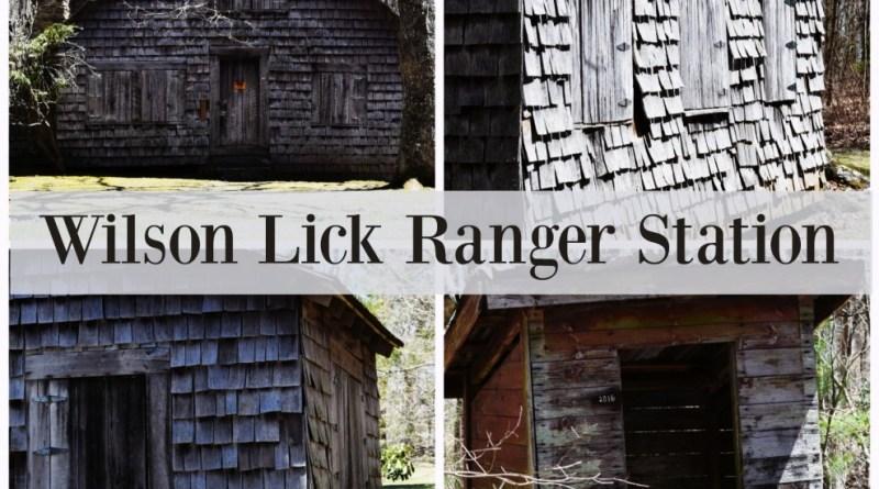 wilson lick ranger station