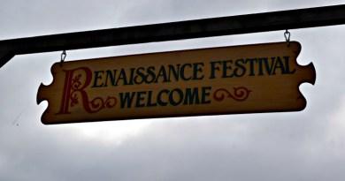 Spending the Day at the Carolina Renaissance Festival