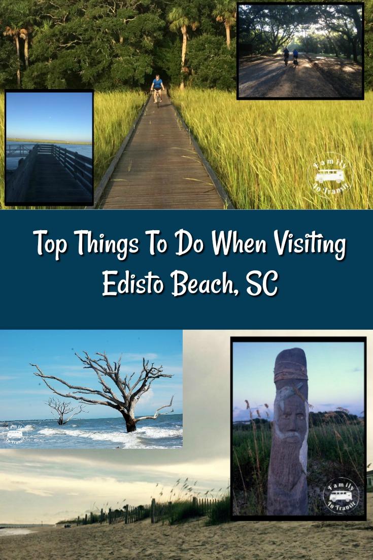 Top Things To Do When Visiting Edisto Beach SC