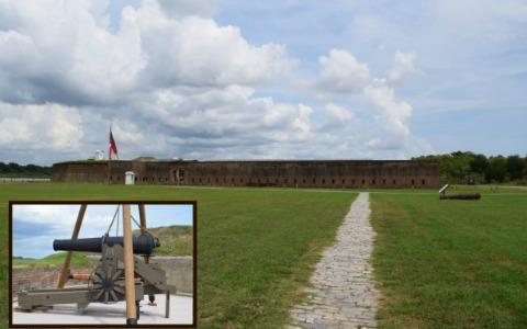 Bring History to Life at Old Fort Jackson in Savannah, Georgia