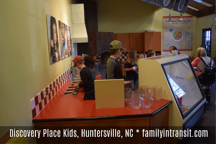 Discover place kids