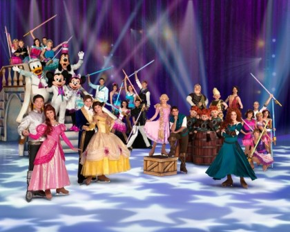 disney on ice, los angeles